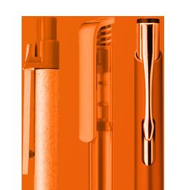Crayons de couleur personnalisés