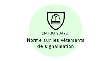 La norme EN 20471 : les vêtements de signalisation